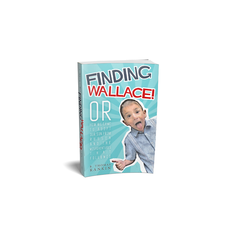 Finding Wallace book